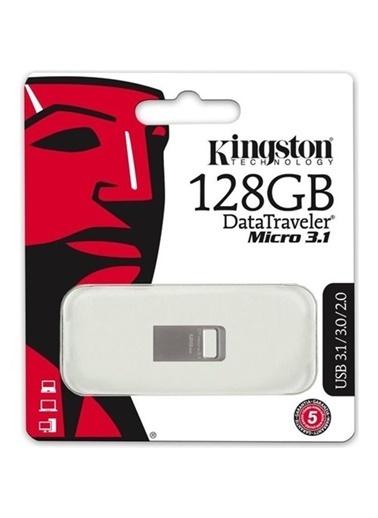 Kingston Kingston 128Gb Dtmicro Usb3.1 Dtmc3128 Renkli